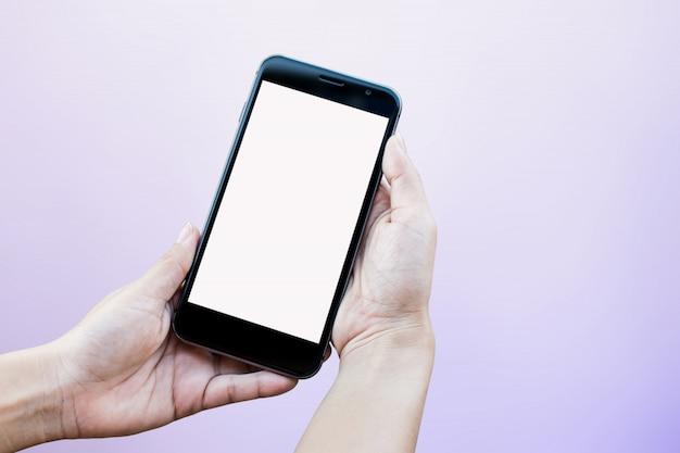Negócios trabalhando com dispositivos modernos, computador digital e telefone celular Foto Premium