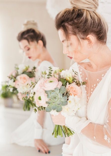 Noiva casamento Foto gratuita