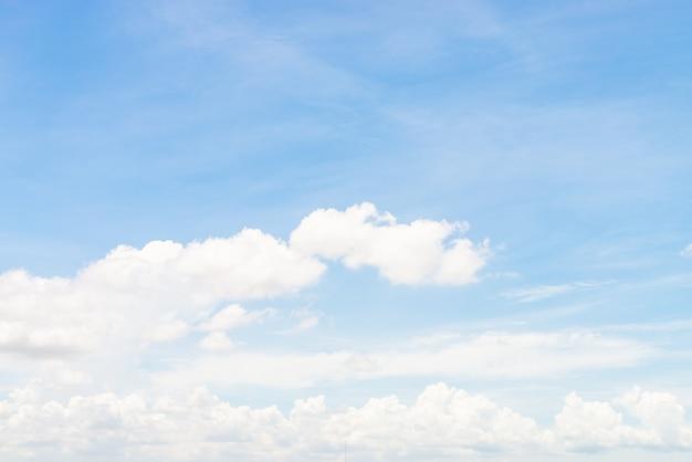 Nuvem branca Foto gratuita