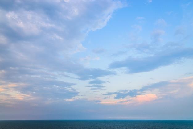 Nuvens, crepúsculo, vezes Foto gratuita
