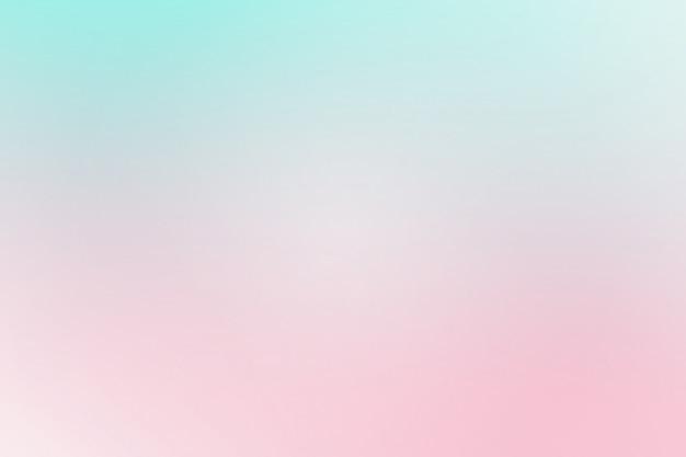 O brandamente nebuloso é pastel do inclinação, fundo abstrato do céu na cor doce. Foto Premium