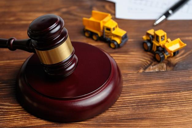 O conceito de obtenção do direito às obras em juízo Foto Premium