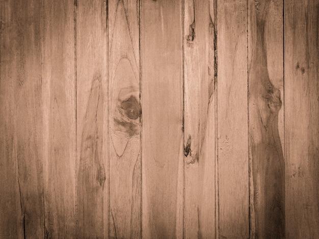O fundo de madeira da textura da prancha do painel, imagem usou o filtro retro do vintage Foto Premium