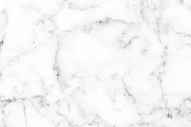 O luxo da textura e do fundo de mármore brancos para o projeto decorativo modela o trabalho de arte. mármore com alta resolução Foto Premium