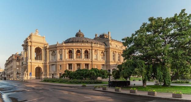 Odessa opera theatre Foto Premium