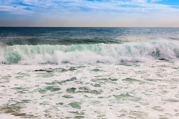 Ondas do mar Foto gratuita