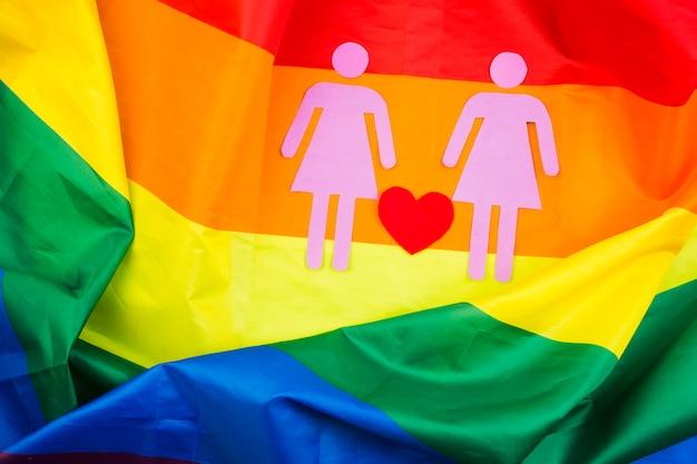 Orgulho gay Foto gratuita