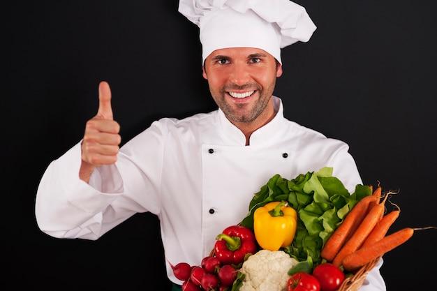 Os vegetais frescos são muito saudáveis para você! Foto gratuita