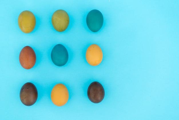 Ovos de pascoa Foto Premium