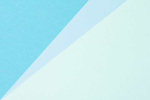 Pacote de folhas de papel pastel azul Foto gratuita