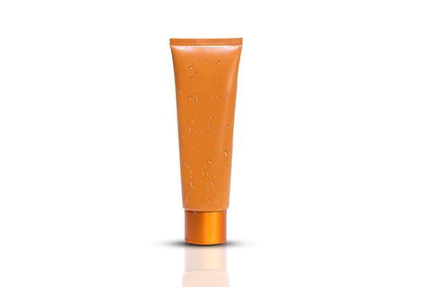 Pacote plástico de gel Foto Premium