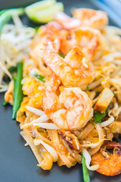 Pad thai Foto gratuita