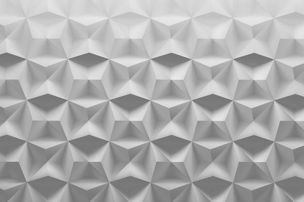 Padrão branco com superfície texturizada e blocos aleatórios Foto Premium