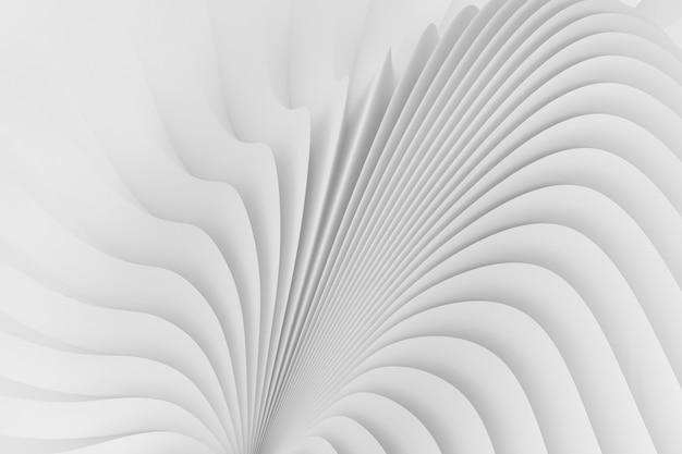 Padrão com a imagem de uma estrutura corporal ondulada Foto Premium