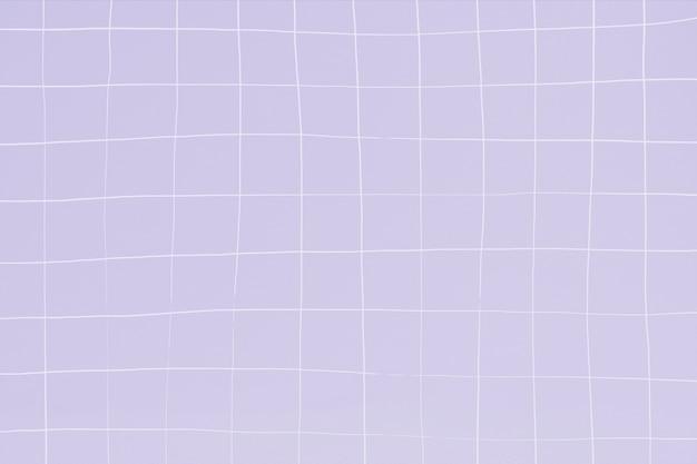 Padrão de aquarela lilás quadrado geométrico distorcido Foto gratuita