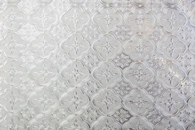 Padrão de design de vidro Foto gratuita