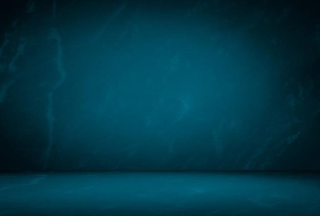 Padrão de mármore azul útil como plano de fundo ou textura. Foto Premium