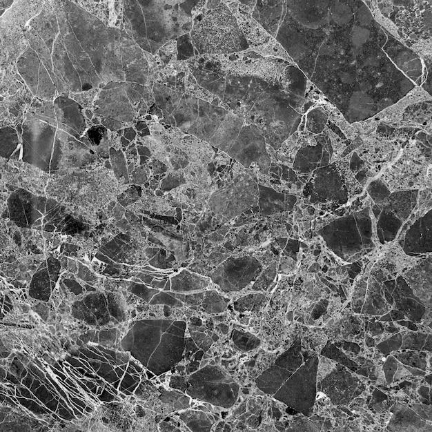 Padrão de mármore de superfície closeup no fundo de textura de parede de pedra de mármore Foto Premium