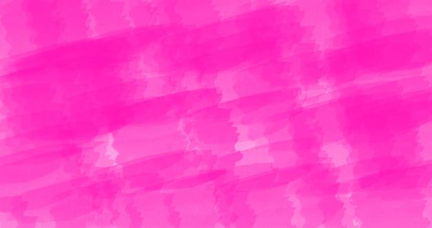 Padrão de pintura de cor rosa como abstrato para site decorativo e cartão ou design gráfico Foto Premium