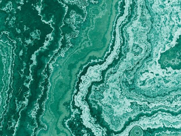 Padrão de textura de fundo de mármore verde Foto gratuita