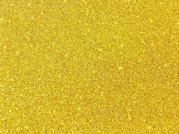 Padrão sem emenda de glitter dourado Foto Premium