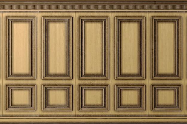 Painéis de madeira de carvalho vintage Foto Premium