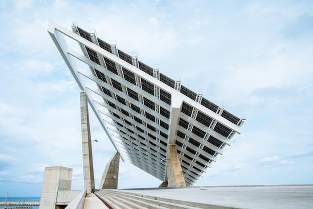Painel solar Foto Premium