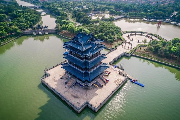 Paisagem em hangzhou Foto gratuita