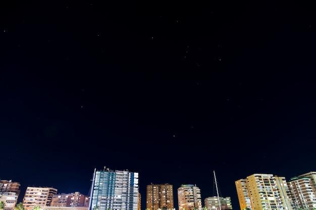 Paisagem urbana da cidade Foto gratuita