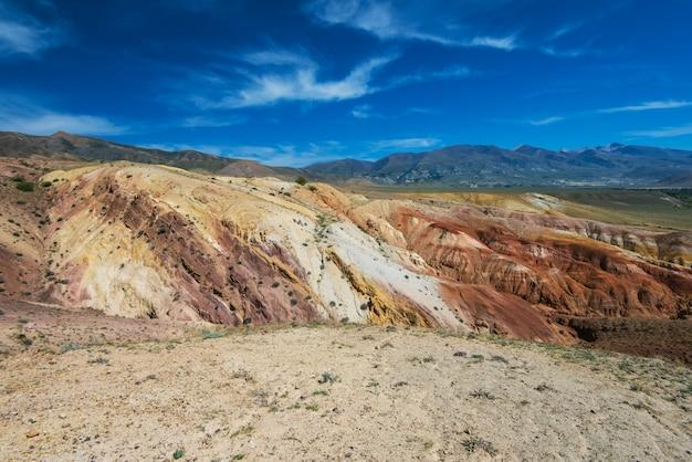 Paisagens do vale de marte Foto Premium