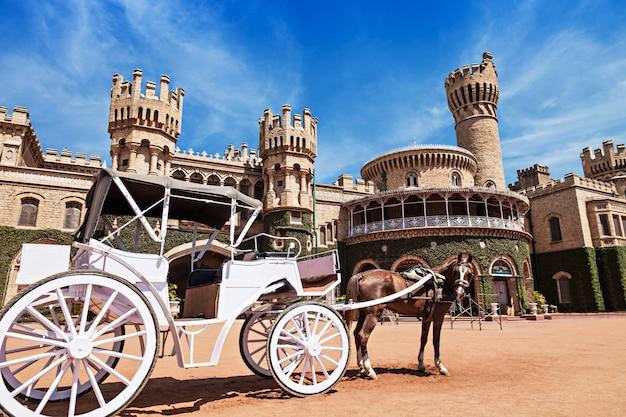 Palácio do rei Foto Premium