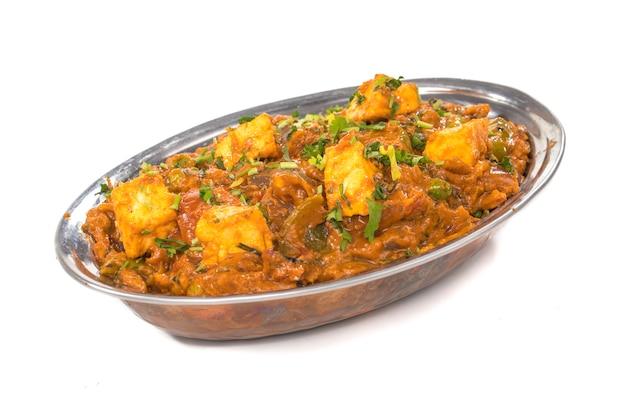 Paneer curry Foto Premium
