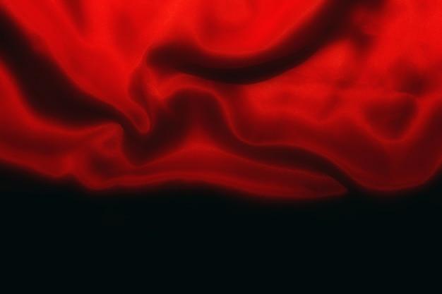 Pano vermelho Foto gratuita