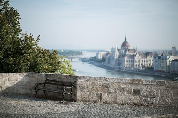 Panorama de budapeste Foto gratuita