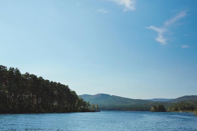 Panorama de verão Foto gratuita