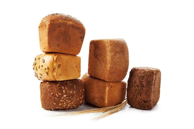Pão acabado de cozer Foto Premium