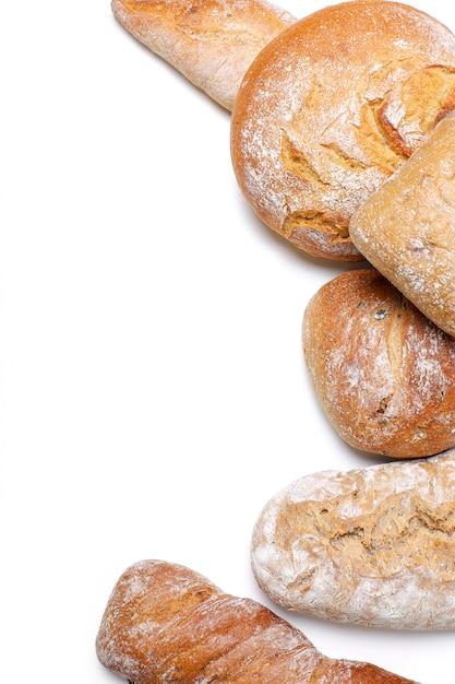 Pão branco Foto gratuita