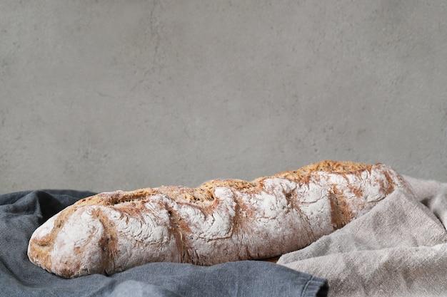 Pão caseiro delicioso Foto gratuita