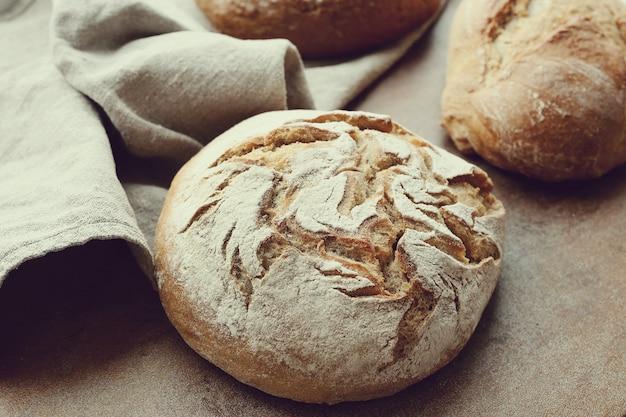 Pão cozido Foto gratuita