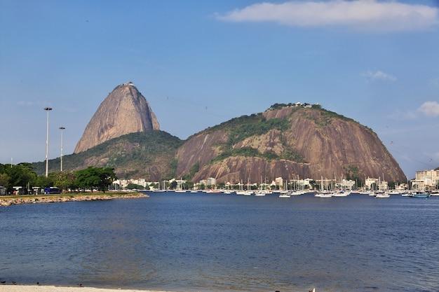 Pão de açúcar, rio de janeiro, brasil Foto Premium
