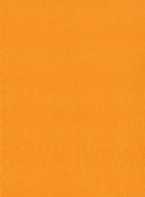 Papel crepe laranja Foto Premium