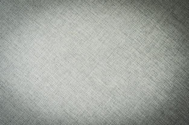 Papel de parede e texturas de lona cinza e preto Foto gratuita