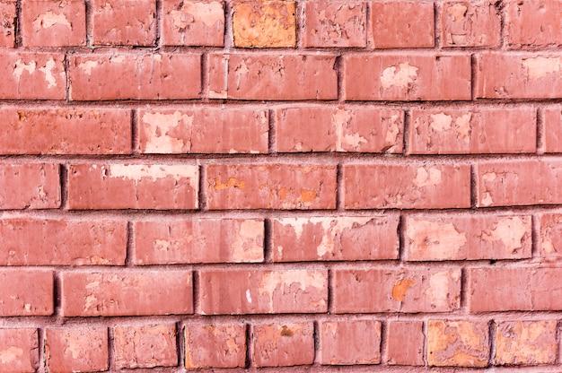 Papel de parede velho da parede de tijolo Foto gratuita