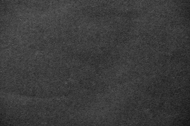 Papel kraft preto texturizado Foto gratuita