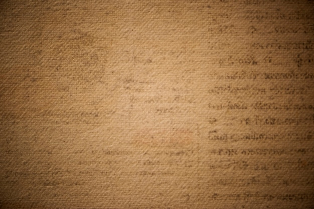 Papel texturizado marrom antigo Foto gratuita