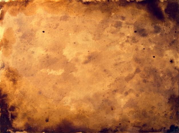 Papel velho vintage envelhecido fundo ou textura Foto Premium