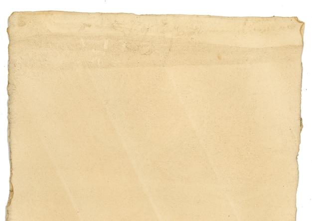 Papiro em sépia velha Foto gratuita