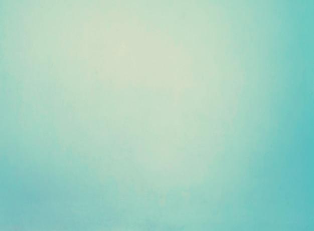 Parede azul clara vazia Foto Premium