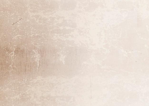 Parede creme grunge com textura Foto gratuita