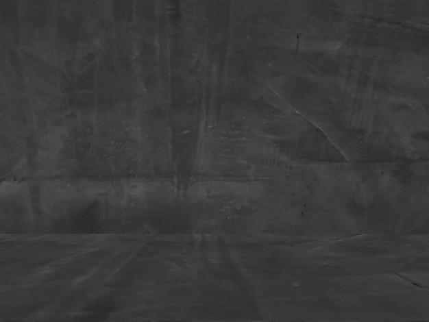Parede de concreto grunge escuro Foto Premium